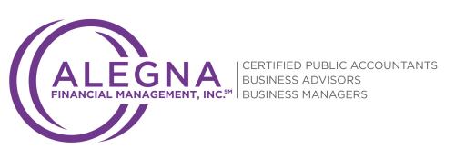 Alegna Financial Management, Inc. Logo